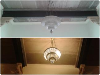 Beautiful ceiling lamps