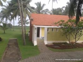 My humble abode, Leela Kovalam