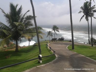 The views, Leela Kovalam