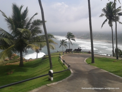 The views, Leela Kovalam