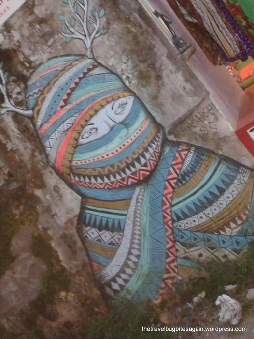 More artwork, Cochin(Kochi)