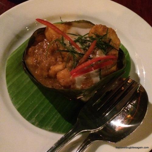 Romdeng's Famous Fish Amok