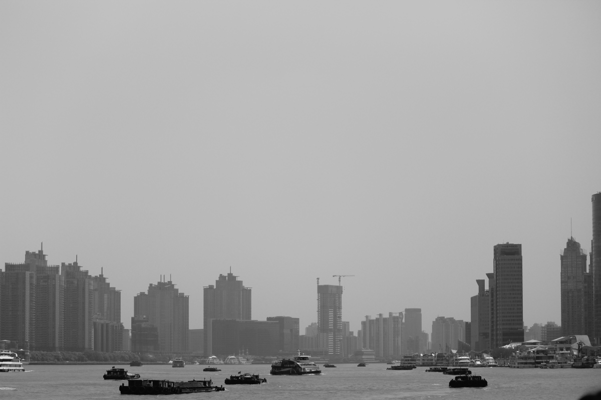 A Photo Blog from Shanghai