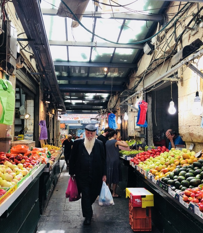 Levinsky market 4