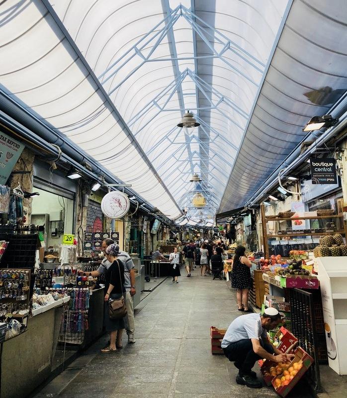 Levinsky Market1