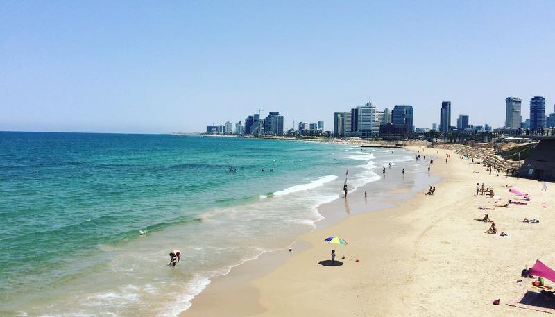 Tel Aviv Beach 2