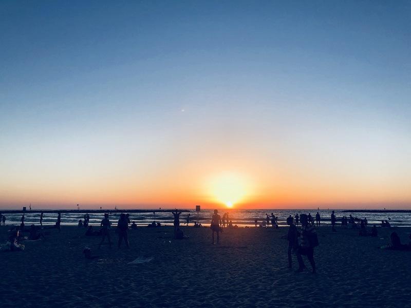 Tel Aviv Beach_1